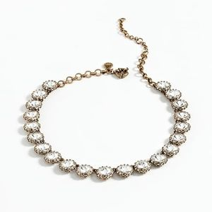 💎 J. Crew Crystal Necklace SOLD OUT